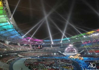 Premiere for Special Olympics Shanghai