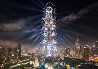 Dubai New Year's Eve