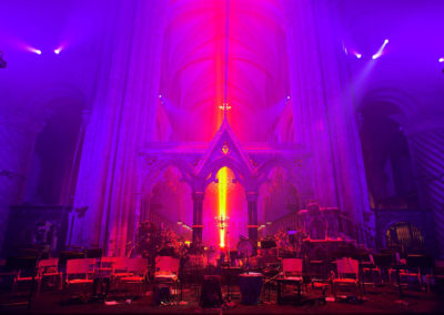 Sting – Durham Cathedral DVD Shoot