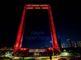 xiaomi drone show hyper charge
